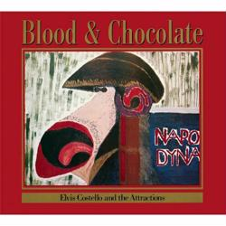 Blood And Chocolate cover art