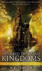 The Hundred Thousand Kingdoms cover art